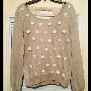 Large LC Lauren Conrad Sweater